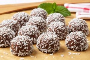 Dessert Proteici Cocco e Burro di Arachidi