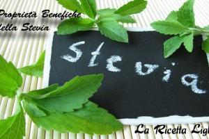 Stevia: Proprietà Benefiche