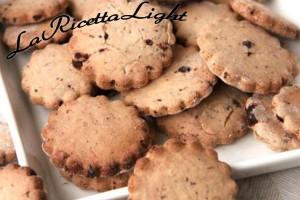 Biscotti Light alla Cannella