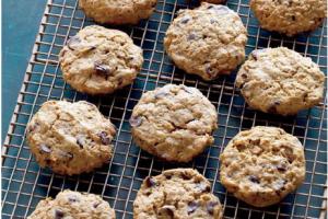 Avocado cookies(Biscotti)
