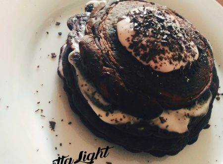 Pancakes light Black
