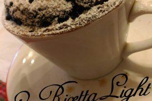 Mug Cake light al Cacao