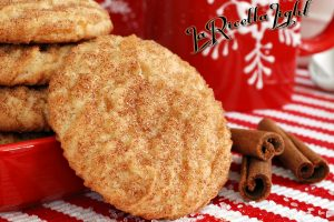 Biscotti Alla Cannella senza Burro