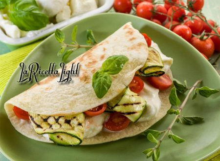 Piadina all'acqua Light